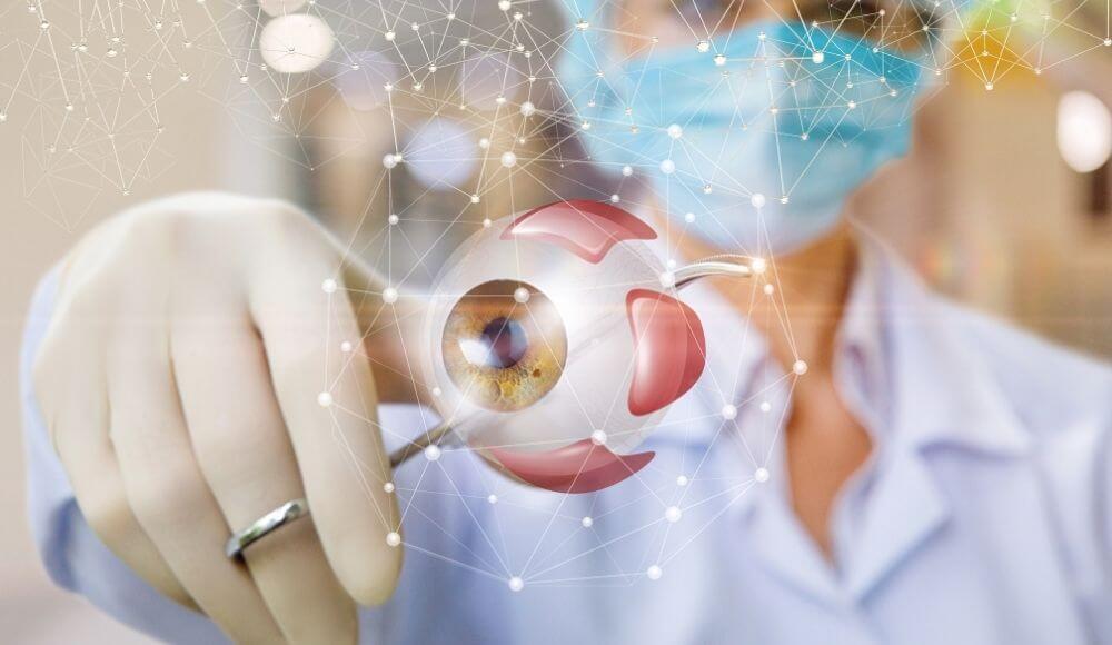 göz siniri kuruması tedavisi