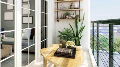 küçük balkon tasarımı