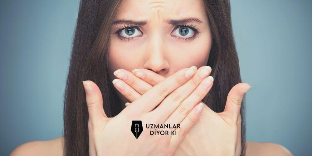 ağız çevresi kararması nasıl geçer