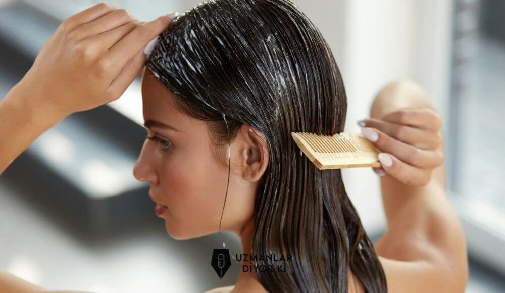 ceviz yaprağının saça faydaları