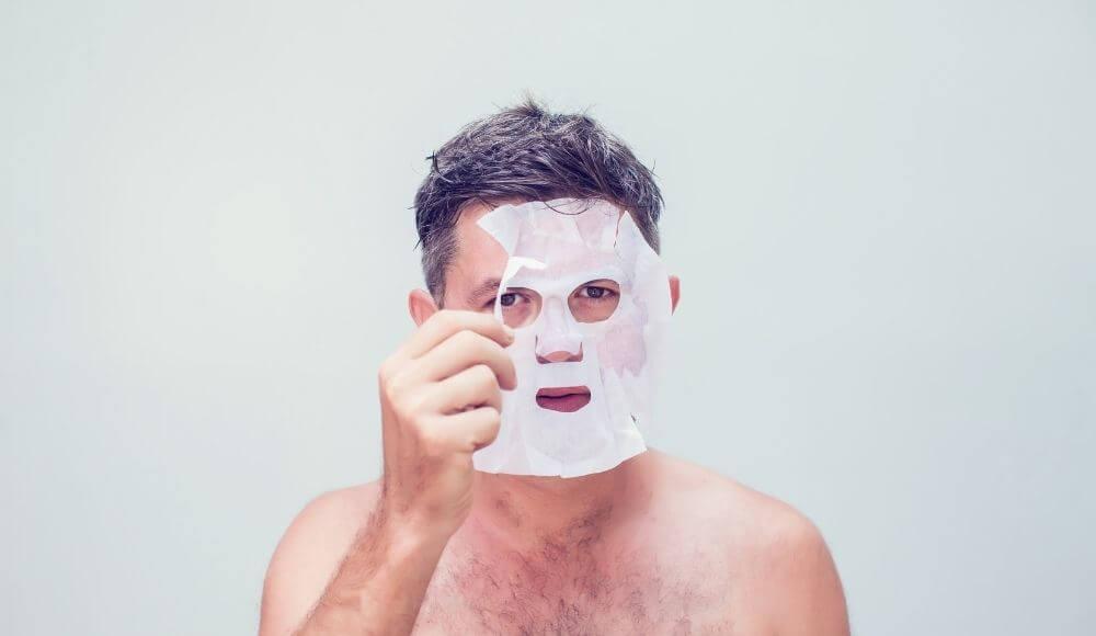 erkek yüz maskesi tarifleri