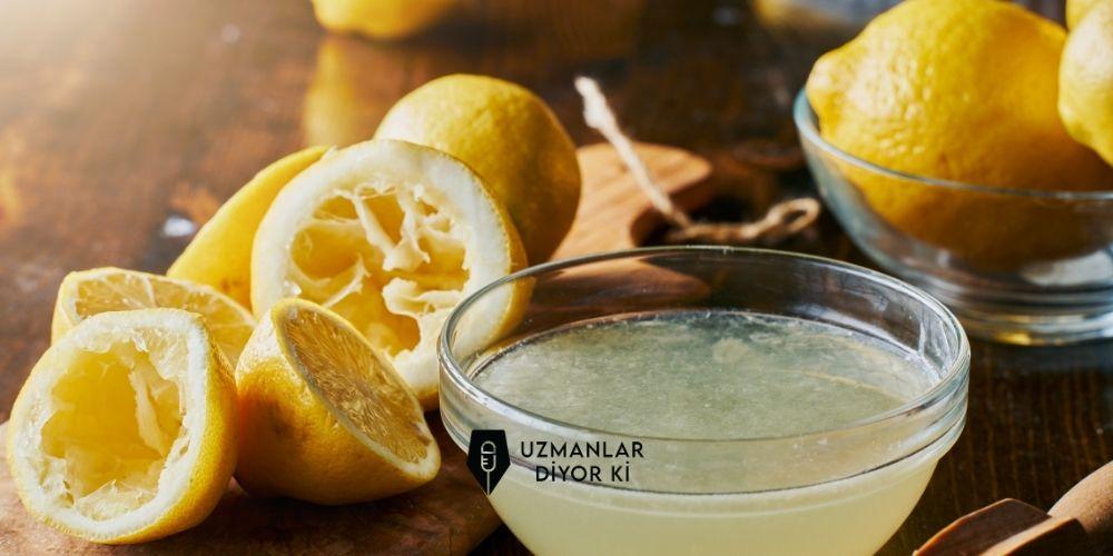 limon-suyu-faydalari-nelerdir