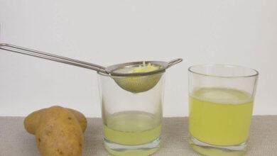 patates suyunun cilde faydaları