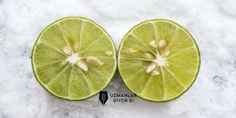 yanik-lekesi-icin-tuz-ve-limon