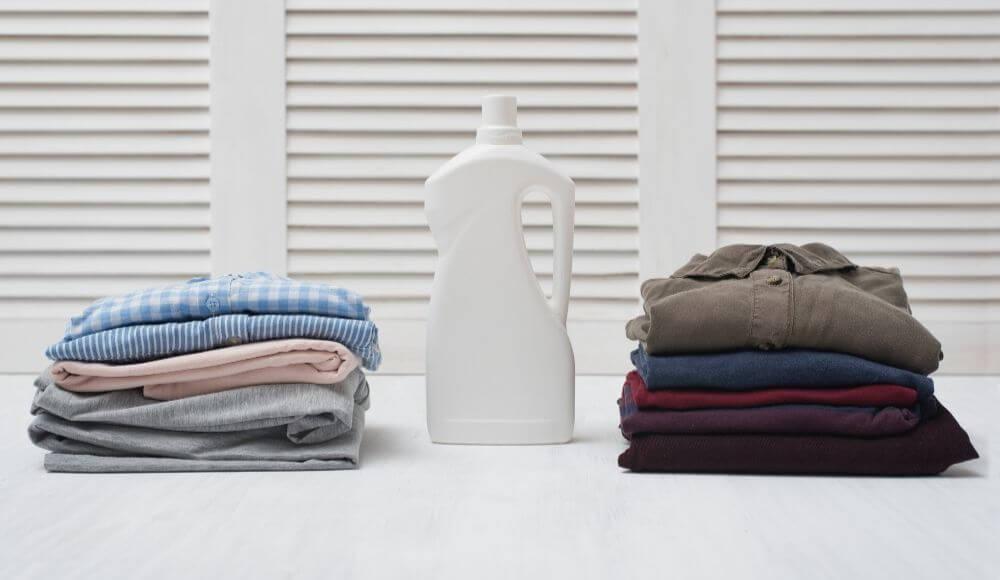 çamaşırda deterjan lekesi nasıl çıkar