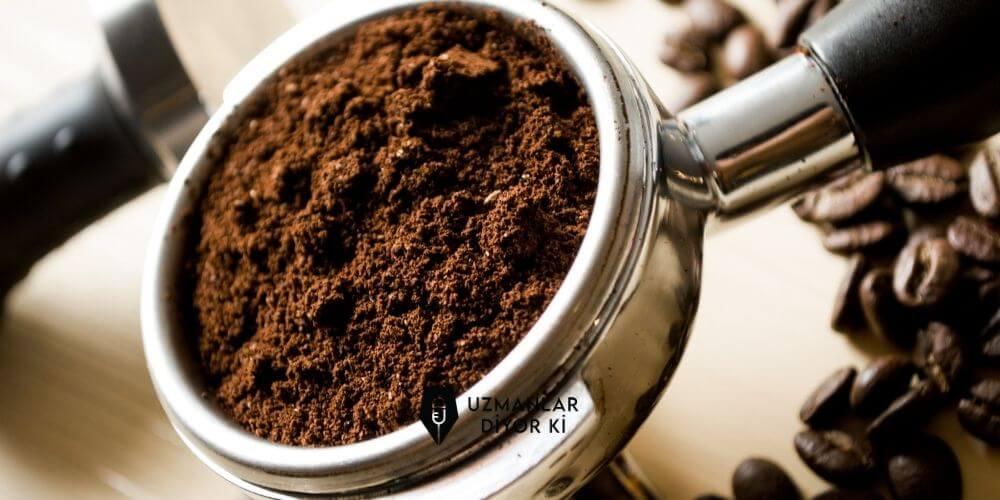 kahve telvesi faydaları