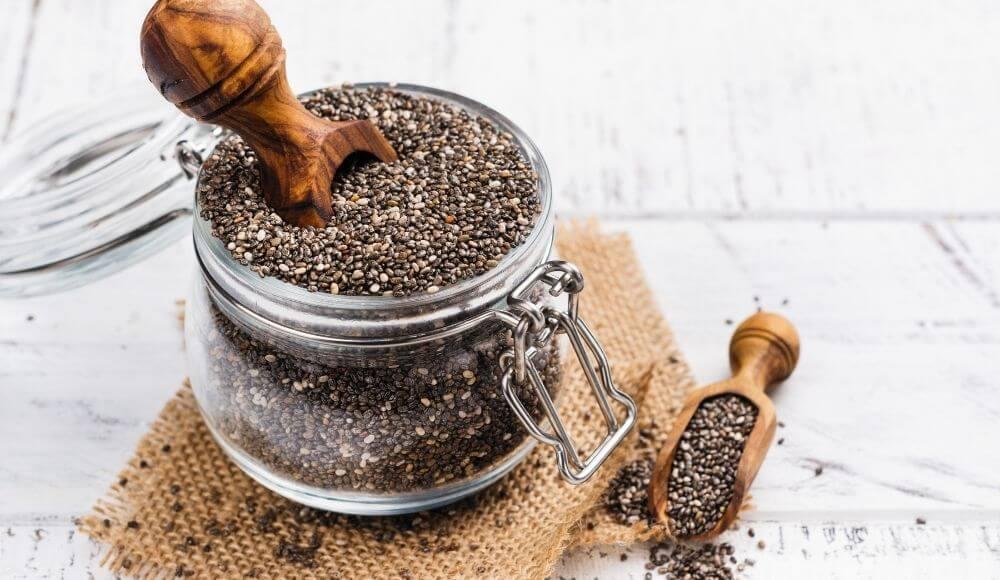 chia tohumu kullanımı