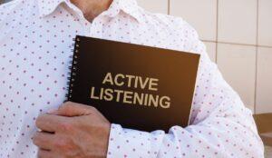 aktif dinleme stratejileri