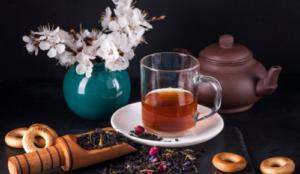 bergamot çayı