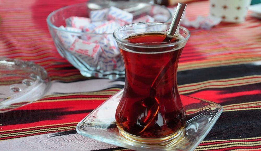 çay ve karaciğer