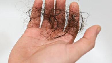 sağlıklı dökülmeyen saçlar için