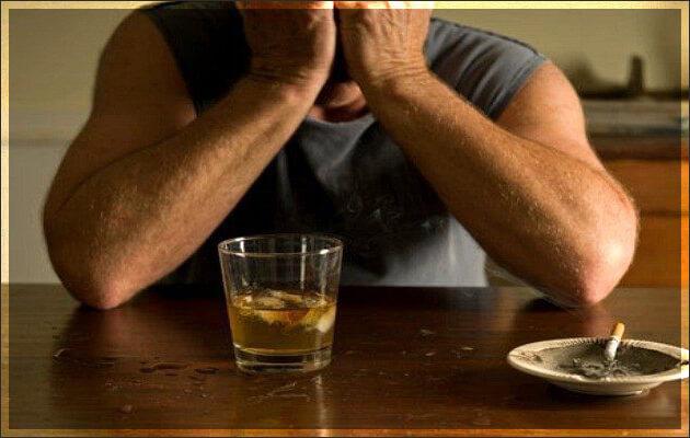 sigara ve alkol kullanımı