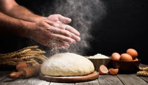 pandemide ekmek pişirme