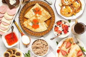 rus kahvaltı kültürü