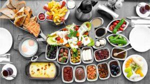 türk kahvaltı kültürü