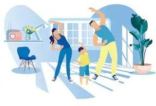 evde karantinadayken yapılabilecek egzersizler