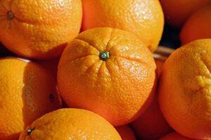 renkli beslenme - turuncu renkli besinler