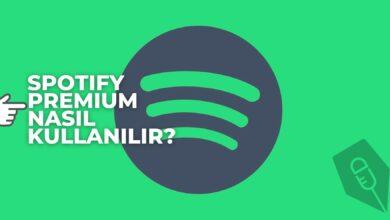 spotify premium nasıl kullanılır
