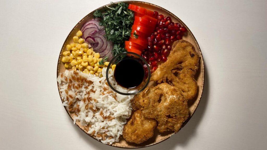 vejetaryen schnitzel tarifi
