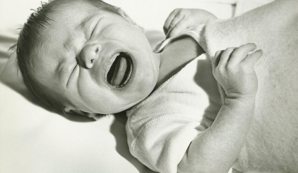 0 3 aylık çocuklarda ağlama