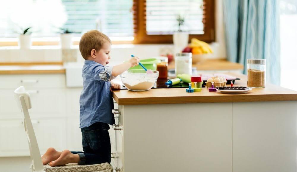2 yaşındaki çocuk beslenmesi