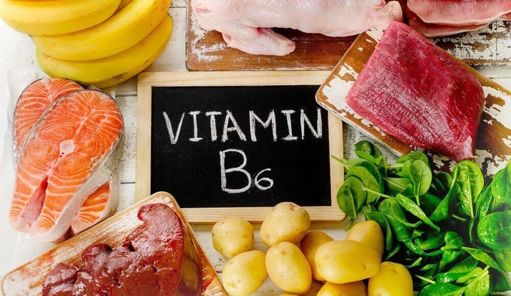 b6 vitamini hangi besinlerde bulunur