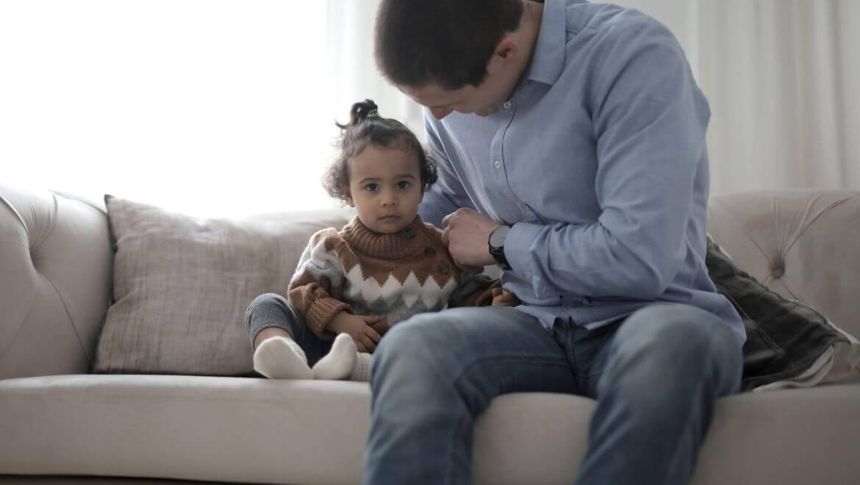 çocuklarda korku: çocuğun korkusuna eşlik etme