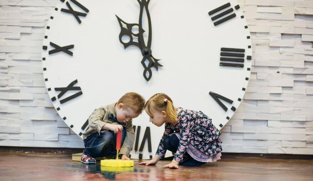 çocuklarda zaman yönetimi