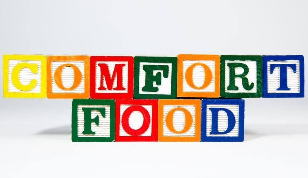 comfort food nedir