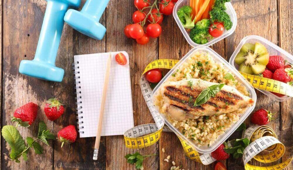 dengeli ve sağlıklı beslenme listesi