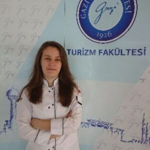 Gastronomi ve Mutfak Sanatları Uzmanı Zahide Yeşim Özkalay fotoğrafı