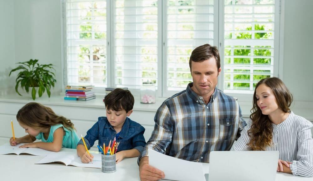 ailede iş bölümü yapmak niçin önemlidir