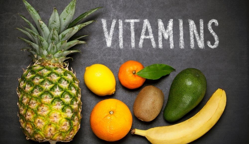 vitamin ve mineraller