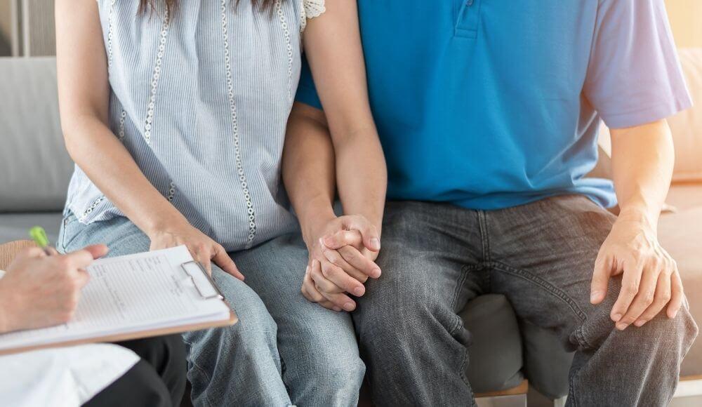 çocuk sahibi olma çift-terapisi