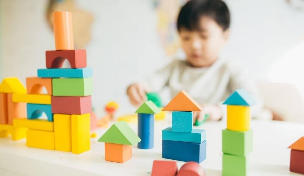çocuk gelişiminde oyun dünyası