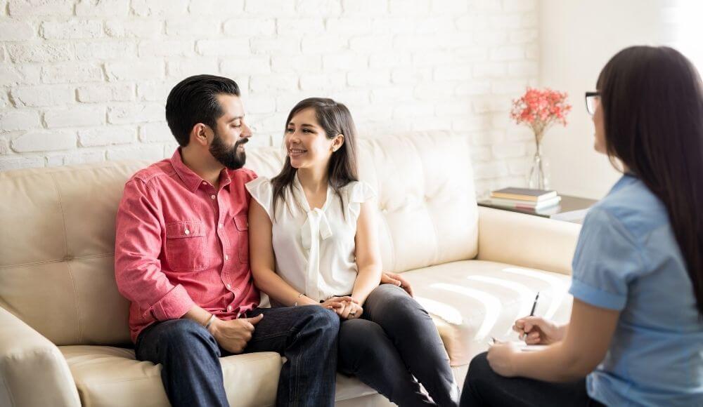 danışmanlık ve çift terapisi