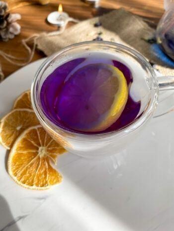 mavi kelebek çayı nasıl hazırlanır