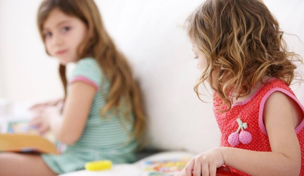 okul öncesi dönemde davranış problemleri nelerdir