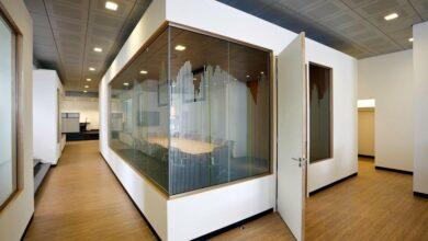 ticari mekanlar ve ofis tasarımı