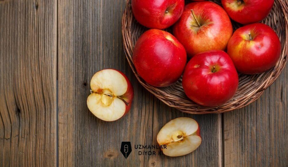 elmanın faydaları ve besin değerleri