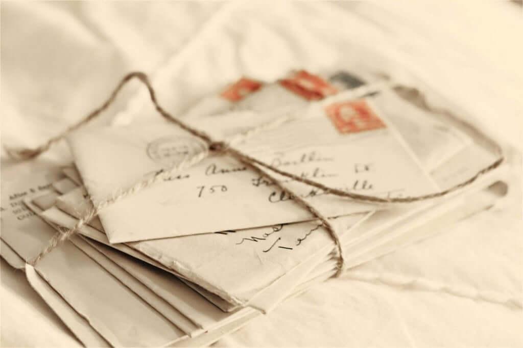 mektup yazın