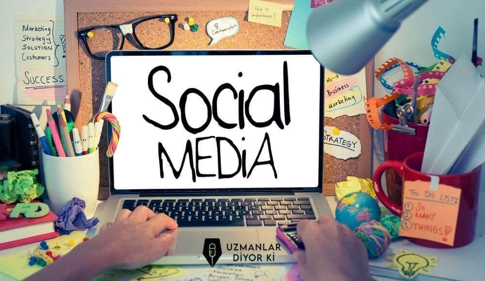 sosyal medyada veri kullanımı