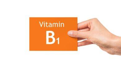 tiamin b1 vitamini