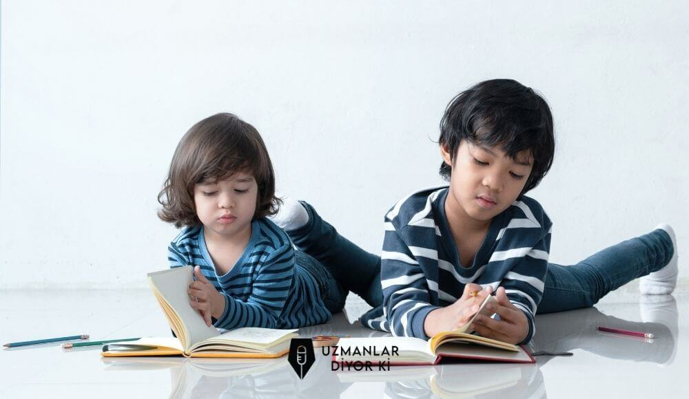 okuma yazmaya hazırlık