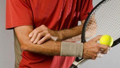 tenisçi dirseği