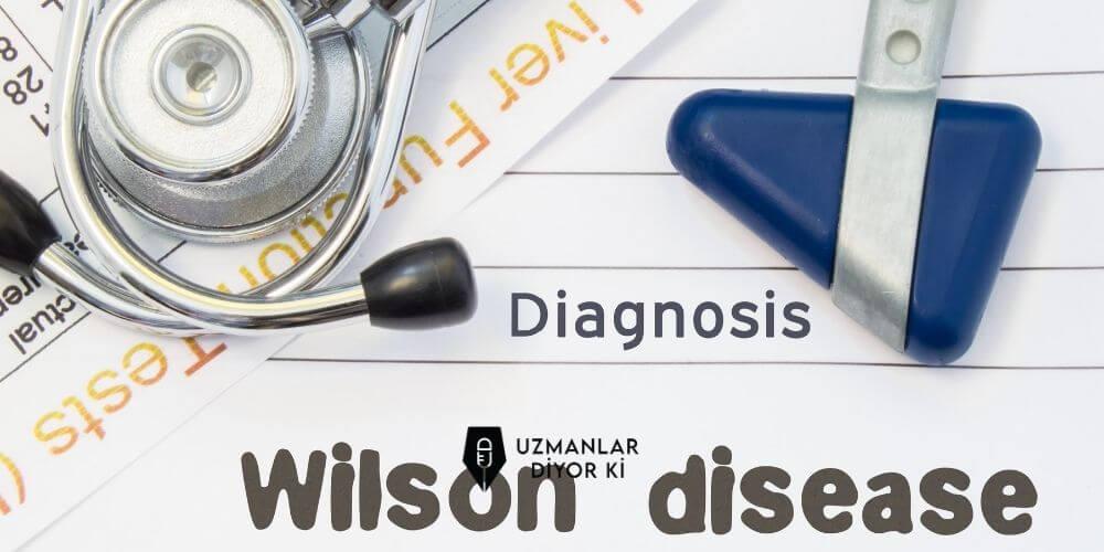 wilson hastalığı belirtileri
