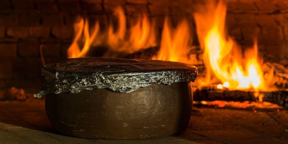 ateşin yiyecekler üzerindeki etkisi