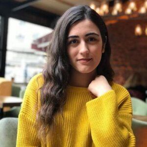 Diyetisyen Yasemin Nur Özcan fotoğrafı