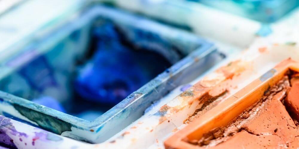 turuncu ve maviden kahverengi nasıl elde edilir