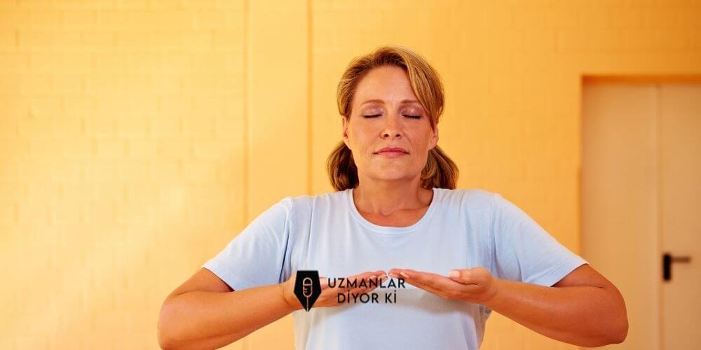 psikolojik nefes darlığı egzersizleri
